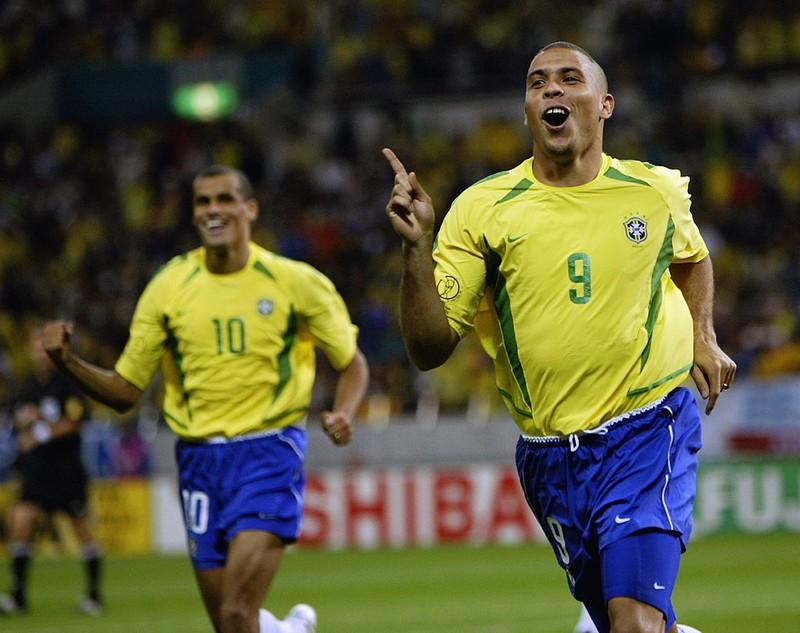 Ronaldo feiert sein WM-Tor