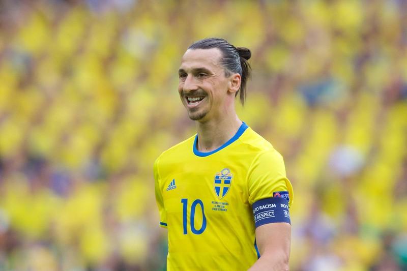 Zlatan Ibrahimovic und seine Sprüche sind Kult