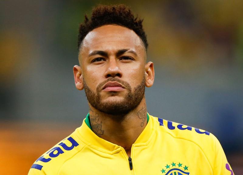 Fußball- und Werbe-Profi Neymar