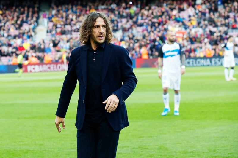 Carles Puyol hat sich kaum verändert