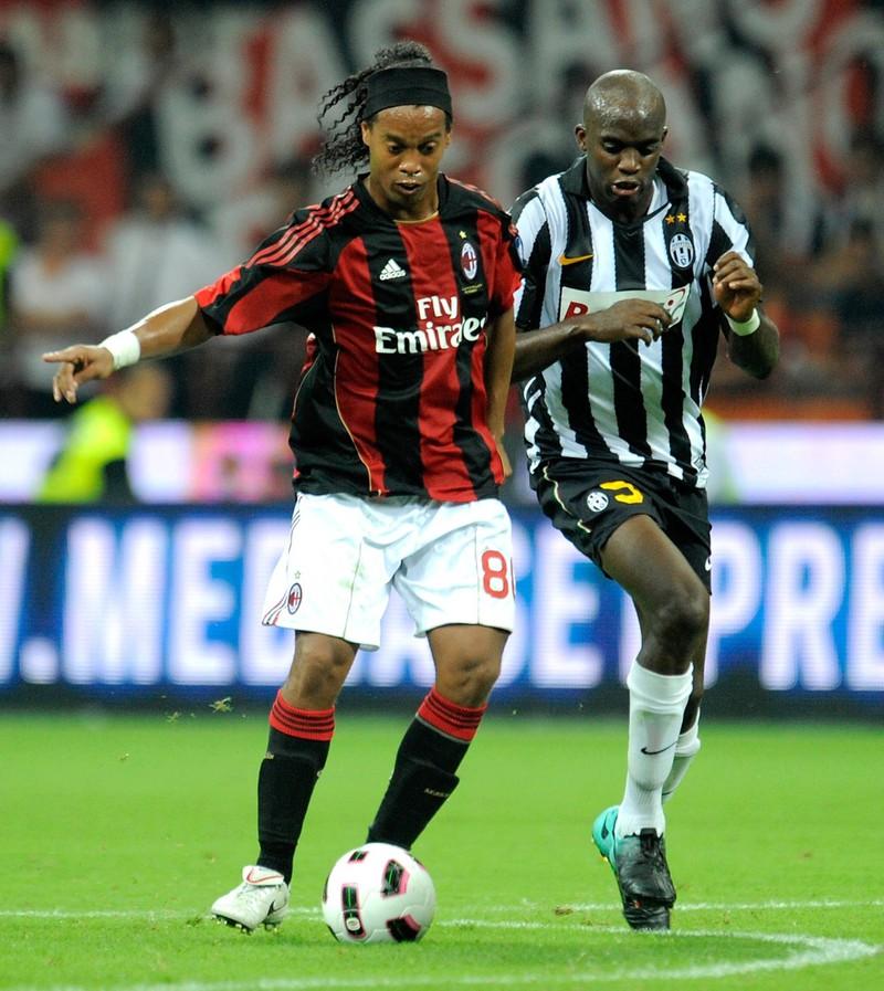 Der ehemalige Fußballer Ronaldinho.