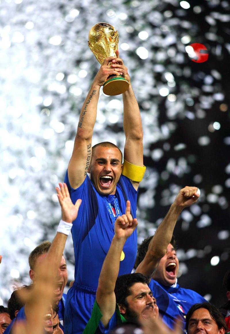 Fabio Cannavaro früher.