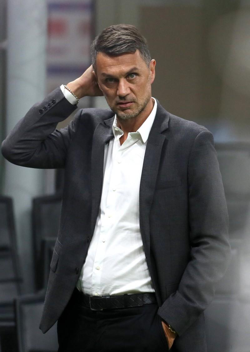 Paolo Maldini heute.