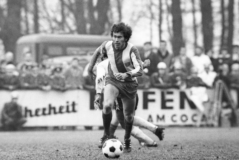 10 deutsche Fußballlegenden, die heute noch jeder kennt: Gerd Müller auf dem Platz