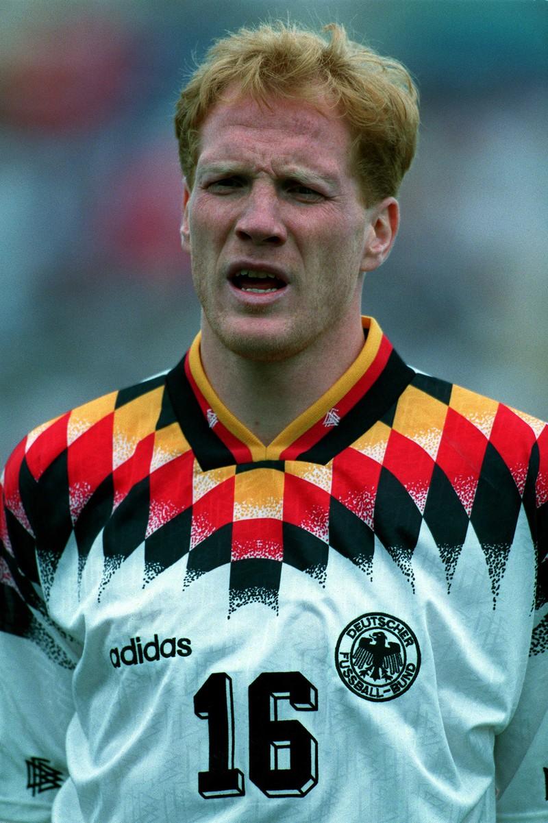 Matthias Sammer gehört ebenfalls in den Kreis der Ikonen des deutschen Fußballs