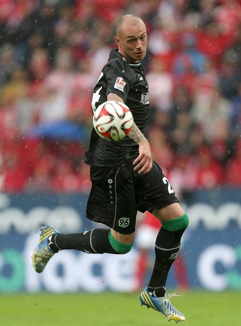 Christian Pander ist ehemaliger Abwehrspieler.