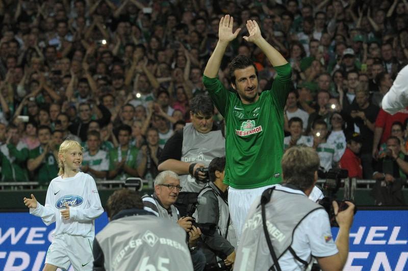 Der ehemalige französische Fußballspieler Micoud spielte vier Jahre für den SV Werder Bremen.