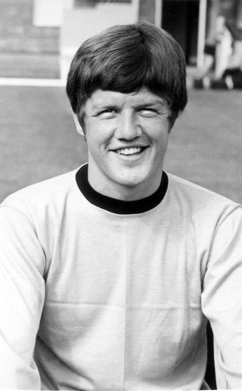 Peter Knowles früher, so um 1965