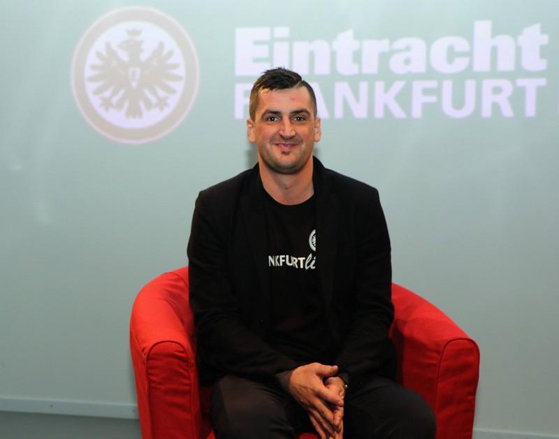 Martin Fenin schaffte einen Hattrick innerhalb von 90 Minuten während seines Bundesliga-Debüts