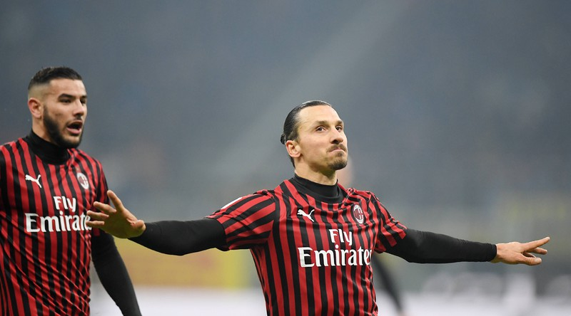 Den Namen Zlatan Ibrahimovic kann man sich gut merken