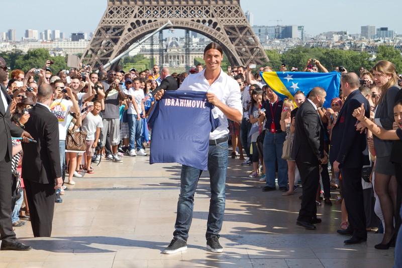 Die Geburtsstadt von Zlatan Ibrahimovic
