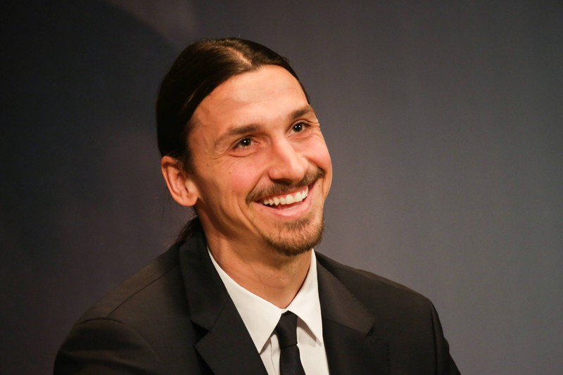 Zlatan Ibrahimovic besitzt eine eigene Sportbekeidungsmarke