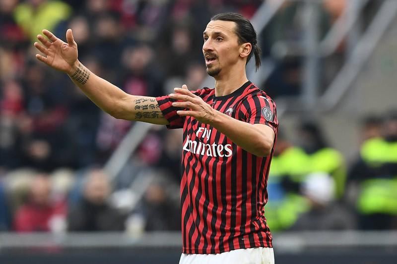 Zlatan Ibrahimovic war schon bei ziemlich vielen Clubs angestellt