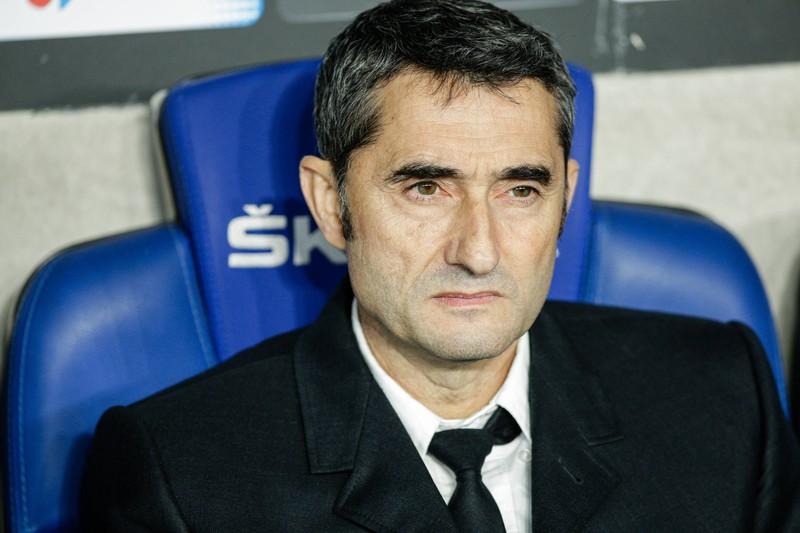Das Foto zeigt den Trainer Ernesto Valverde, der neun Millionen Euro pro Jahr erhielt