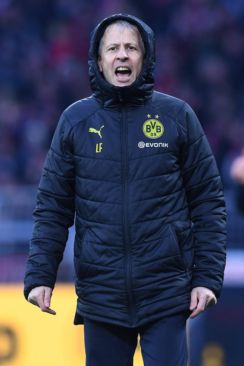 Lucien Favre gehört mit seinem Millionengehalt zu den Top-Verdienern unter den Fußballtrainern.