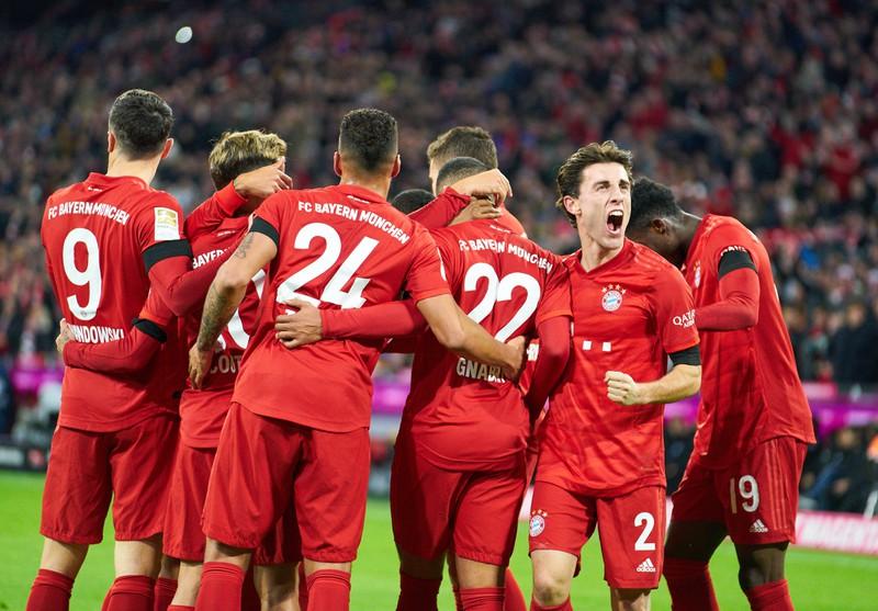 Der deutsche Rekordmeister FC Bayern München macht einen Umsatz von 660 Millionen Euro