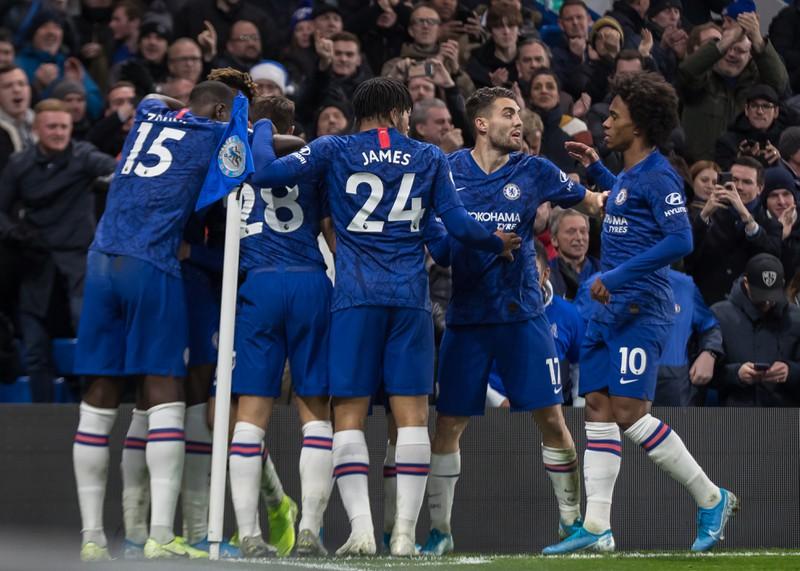 Der FC Chelsea liegt mit 513 Millionen Euro Umsatz auf Platz 9