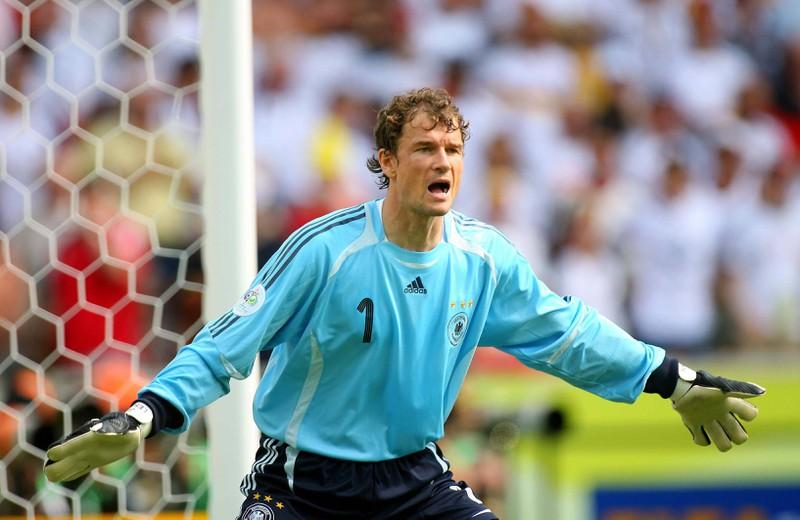 Das Bild zeigt Torwart Jens Lehmann, der 2006 im Kader der deutschen Nationalmannschaft stand
