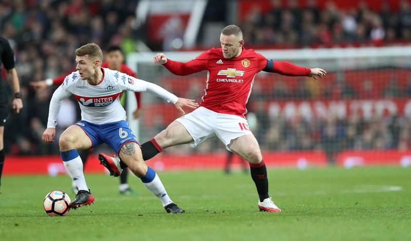 Wayne Rooney sicherte sich Platz 4 unter den Top Ten der teuersten U18 Transfers