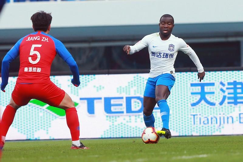 Frank Acheampong gehört ebenfalls zu den schnellsten Spielern bei FIFA 20.