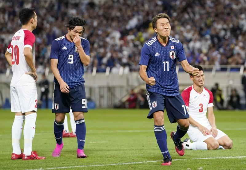 Kensuke Nagaiist einer der schnellsten Spieler FIFA 20.
