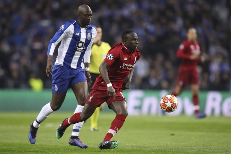 Sadio Mané gehört zu den schnellsten FIFA Spielern 20