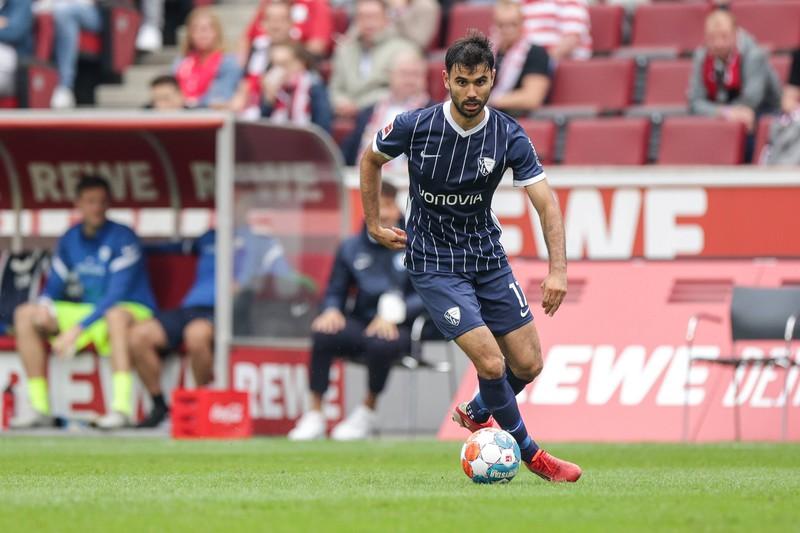 Gerrit Holtmann gehört zu den Aufsteigern vom VfL Bochum