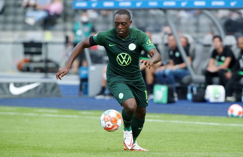 Jérôme Roussillon spielt bei Wolfsburg und sprintet bis zu 34,74 km/h