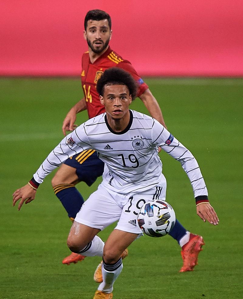 Leroy Sané gehört ebenfalls zu den schnellsten Spielern der Bundesliga.