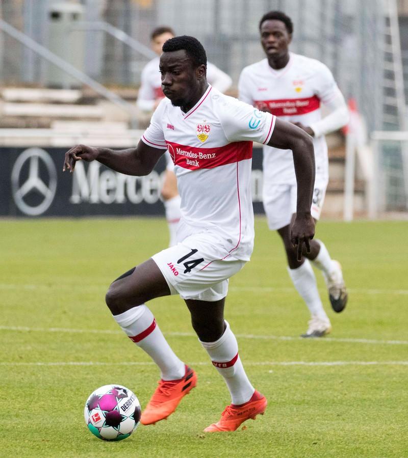 Silas Wamangituka verdient zurecht die Bezeichnung schnellster Fußball-Spieler der Bundesliga.
