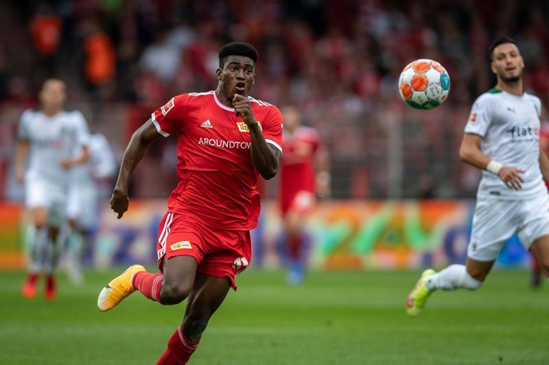 Taiwo Awoniyi ist fester Bestandteil der Mannschaft von Union Berlin