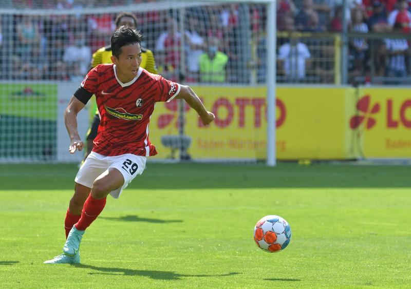 Wooyeong Jeong spielt beim SC Freiburg und ist ziemlich schnell