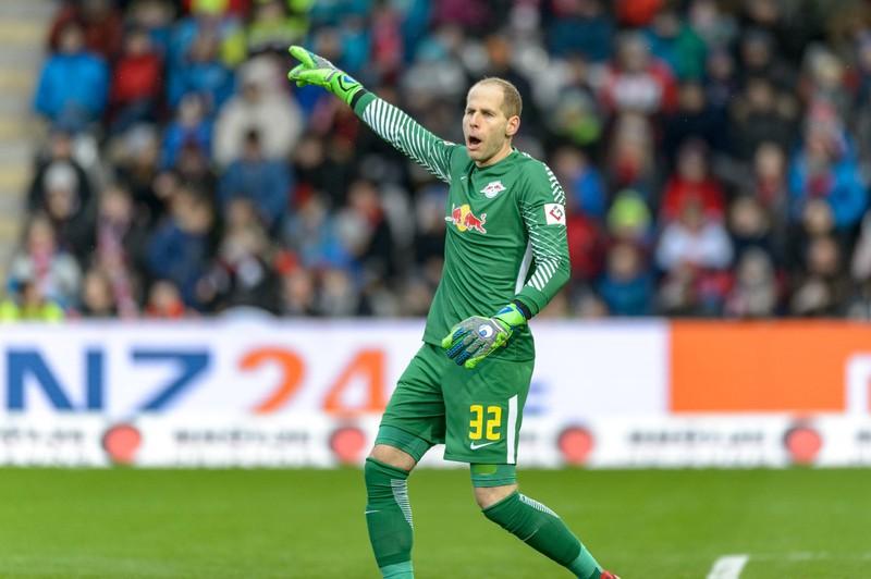 Péter Gulácsi, der im Tor von RB Leipzig steht und nur 24 Gegentore in der Bundesliga erhalten hat