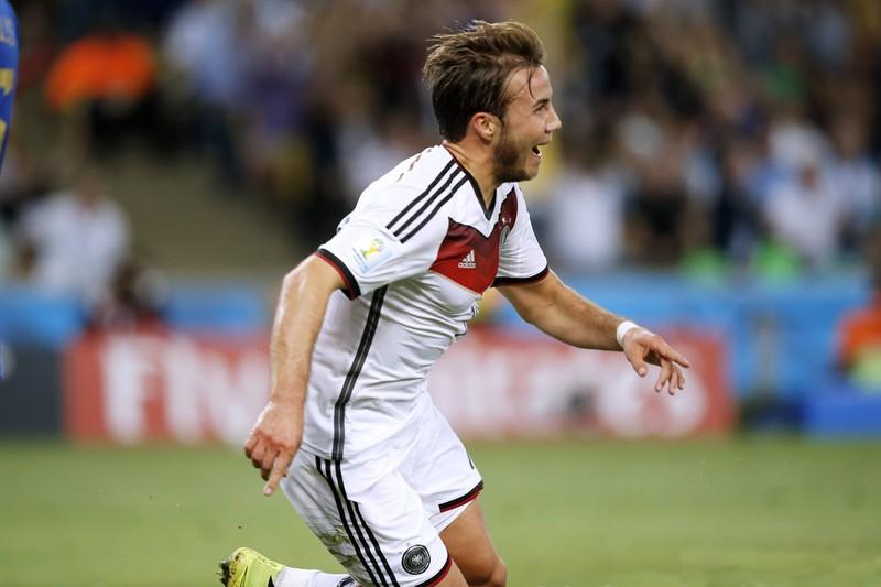 Mario Götze machte 2014 das entscheidende Tor im WM-Finale: Welche Rückennummer trug er dabei?