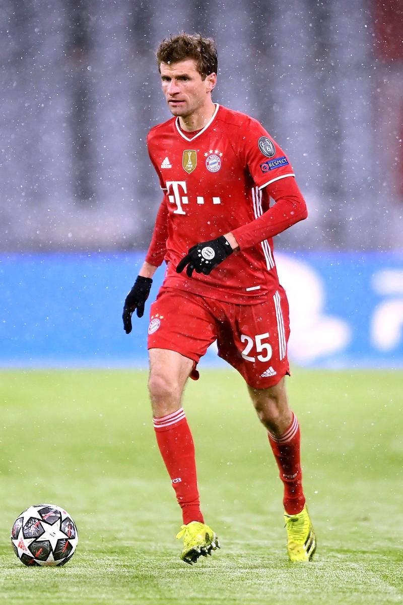 Thomas Müller begeistert momentan Bayern München mit seinen Künsten als Nummer 25
