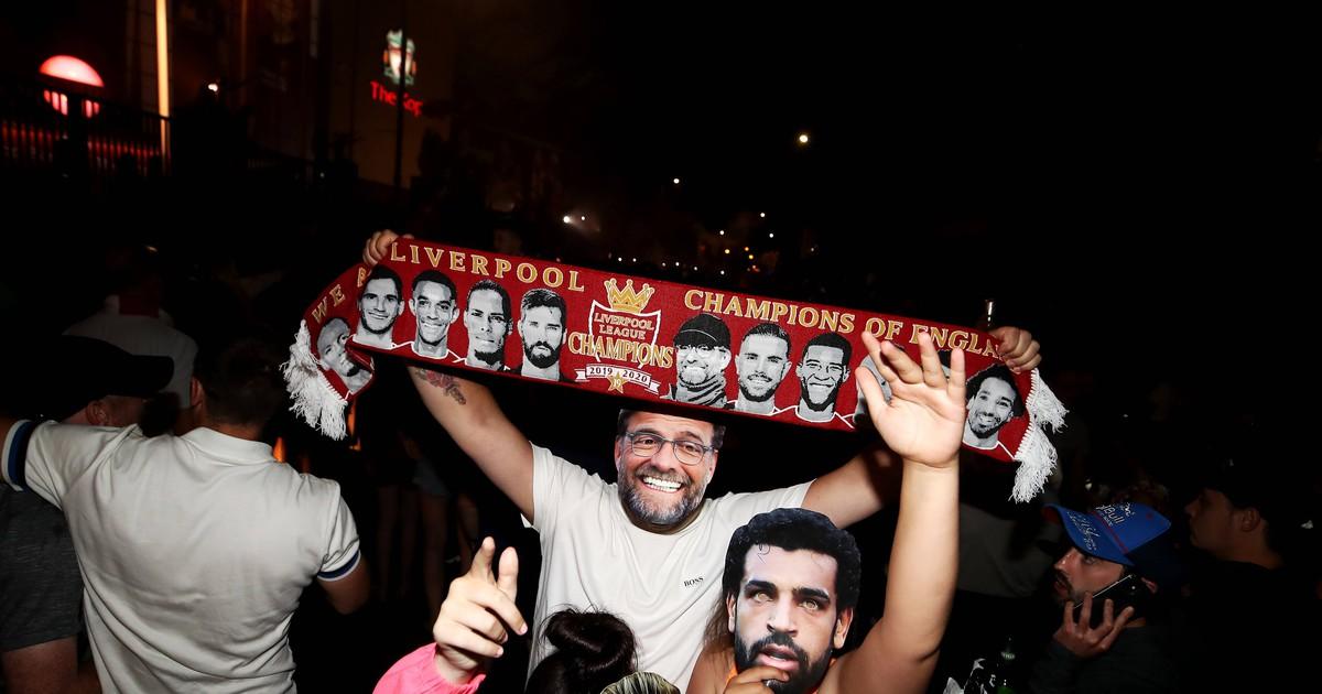 Nach 30 Jahren: Jürgen Klopp gewinnt mit Liverpool die Premier League