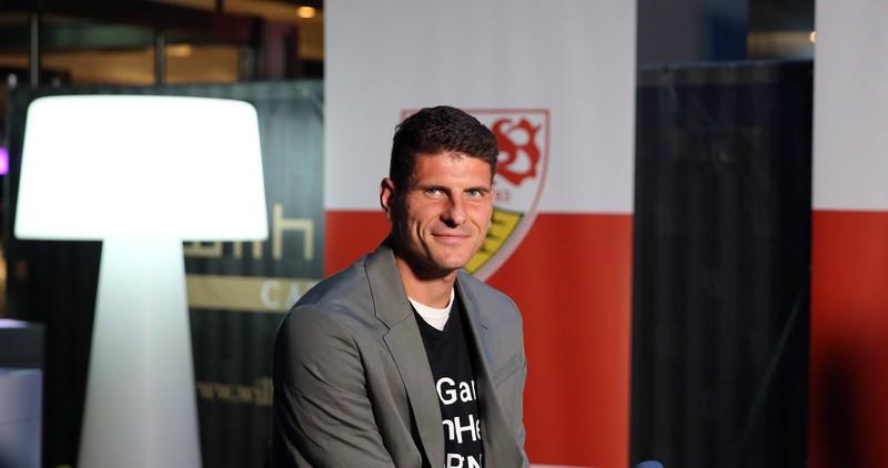Mario Gomez beendet seine Fußball Karriere.