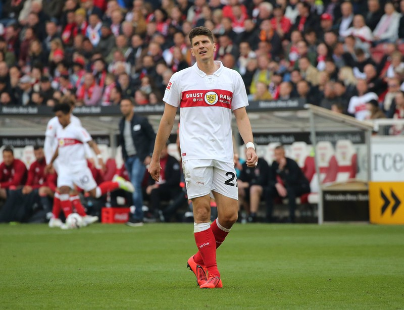 Mario Gomez galt als Reizfigur des deutschen Fußballs