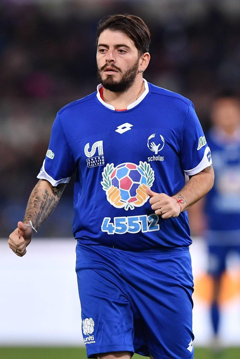 Diego Maradona Junior, der lange als Sohn des Weltfußballers nicht anerkannt wurde