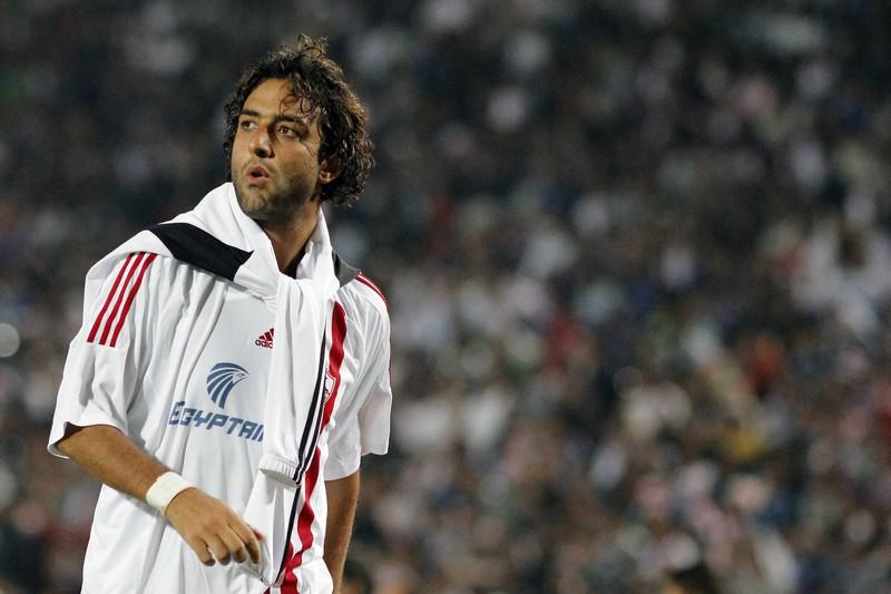 Mido, der ein ehemaliger ägyptischer Spieler ist und vorher schon reich war