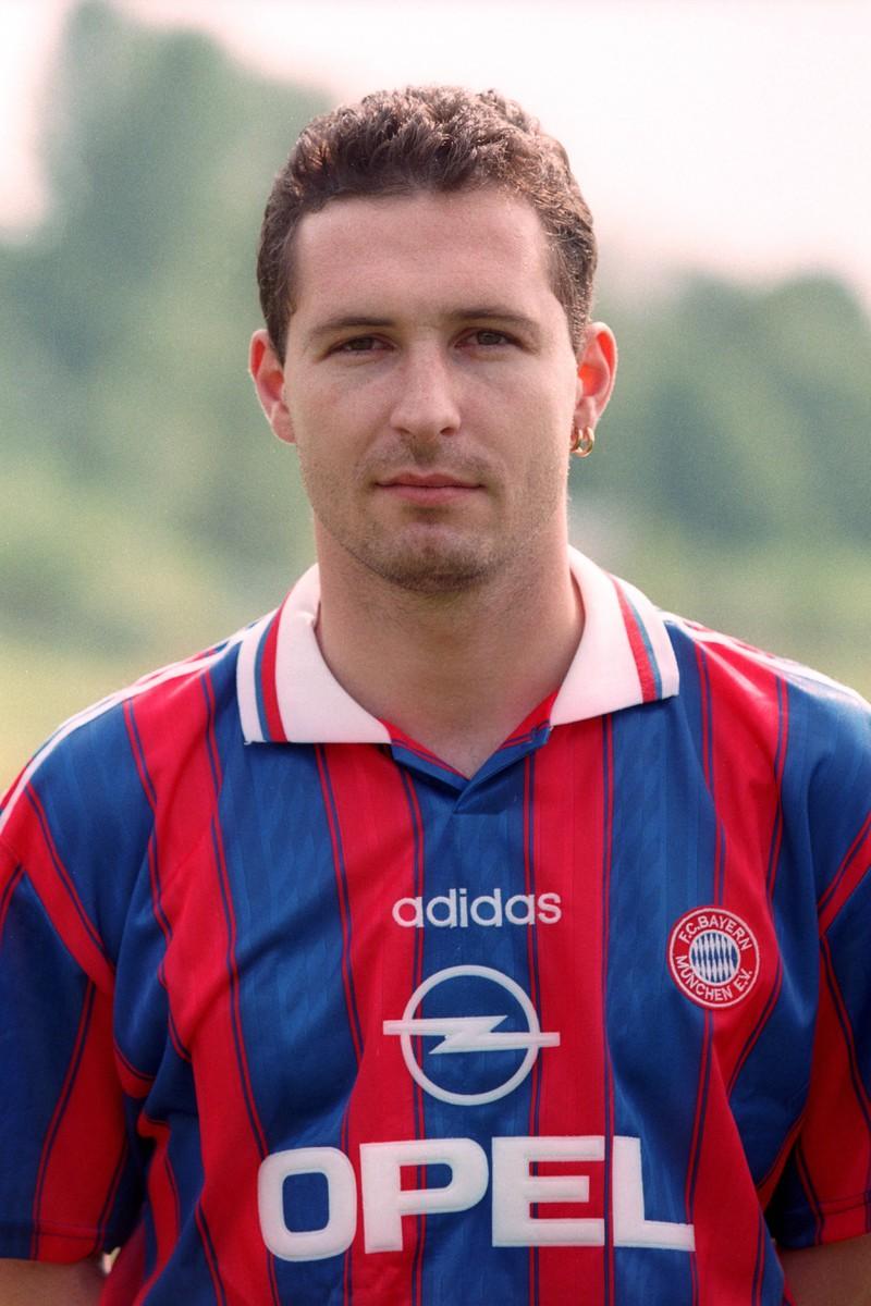 Stephan Beckenbauer war der Sohn von FCB-Legende Franz Beckenbauer