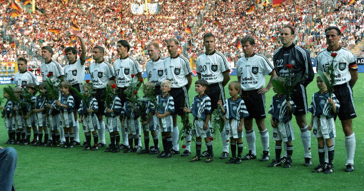 Top 10 Spiele von Deutschland mit den meisten Toren