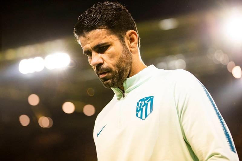 Diego Costa ist nun nicht nur vereinslos, sondern somit arbeitslos ist