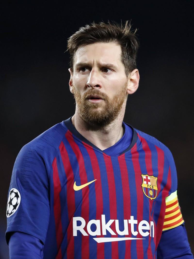 Lionel Messi ist zum ersten Mal in seiner Karriere arbeitslos und vereinslos