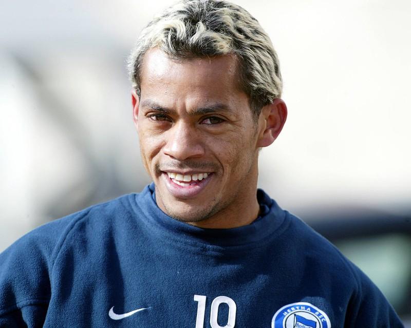 Hier war in dem Leben von Marcelinho noch alles in Ordnung.