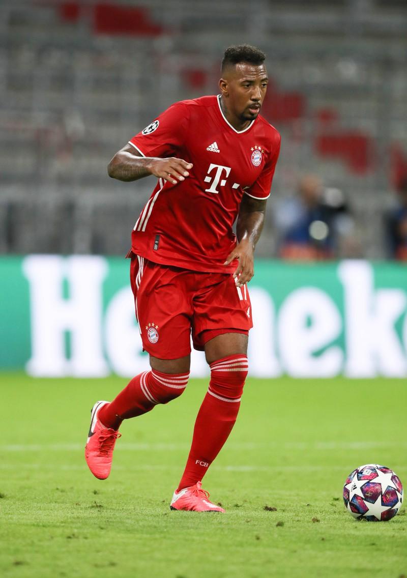 Jérôme Boateng spielt beim FC Bayern München