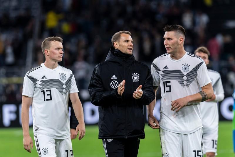 Lukas Klostermann (links) und Niklas Süle (rechts) haben das meiste Geld erspielt.