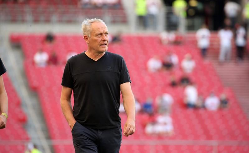 Christian Streich prägt bei den Freiburgern nach Volker Finke die nächste Trainer-Ära
