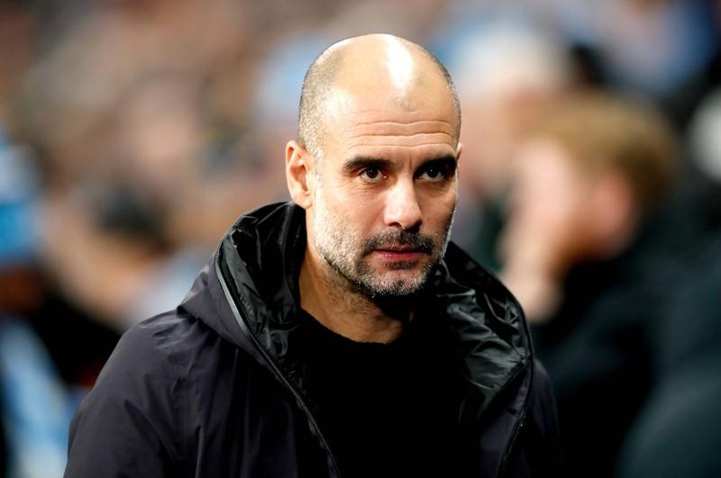 City-Coach Guardiola wartet noch immer auf seinen ersten Champions-League-Titel mit dem Klub aus Manchester