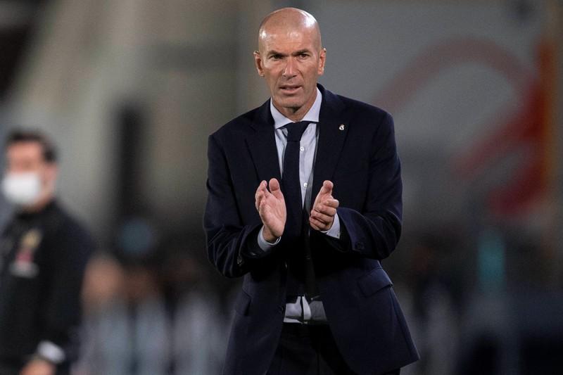 Der dreimalige Weltfußballer ist derzeit zum zweiten Mal bei Real Madrid als Trainer tätig